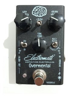 Pedal Electromate Overmental