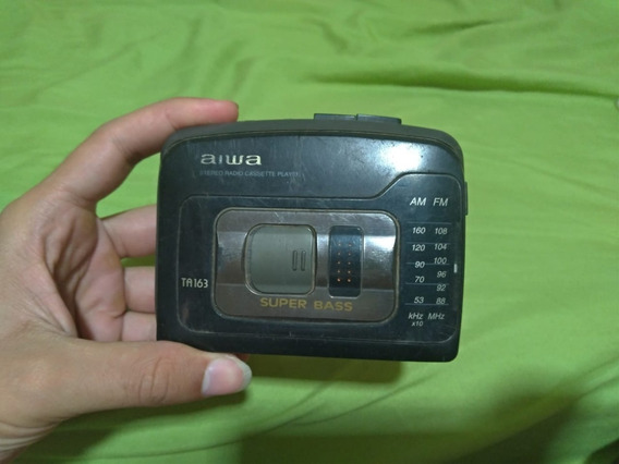 Walkman Aiwa Original