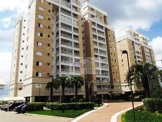 Apartamento À Venda No Helbor Home Clubpor R$ 900.000 - Vila Oliveira - Mogi Das Cruzes/sp - Ap0475