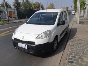 2013 Peugeot Partner 1.6 Hdi Con Ventanas Y Asiento