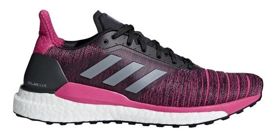 Zapatillas adidas Solar Glide Ros/neg De Mujer