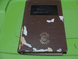 Libro Clave 89 Derecho Administrativo , Gabino Fraga , Año 1
