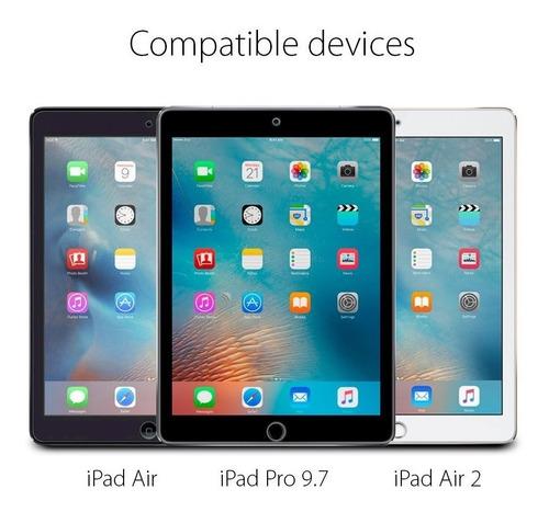 Apple iPad Pro 2016 9.7 Spigen Vidrio Templado Protector X 2
