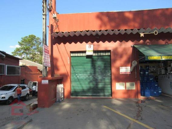 Loja Para Alugar, 24 M² Por R$ 2.000,00/mês - Jardim Da Glória - Cotia/sp - Lo0005