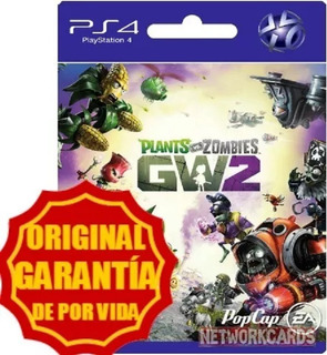Plants Vs Zombies 2 Ps4 Garden Warfare - Entrega Rapida!