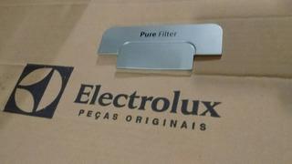 Arremate Acionador Água Inox Refri Electrolux Dw50x 67496163