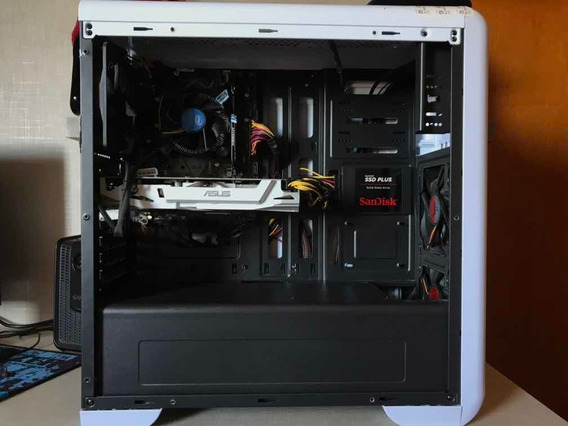 Computador Gamer I5 8400+gtx 1060 6gb+ 240gb Ssd + 8gb Ddr4