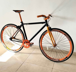 Bicicleta Fixie Fire Bird Rod 28 Aluminio