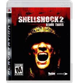 Shellshock 2 Blood Trails Ps3 Original Completo Mídia Física