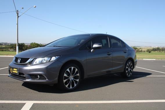 Honda Civic Lxr 2.0 Cvt 2016