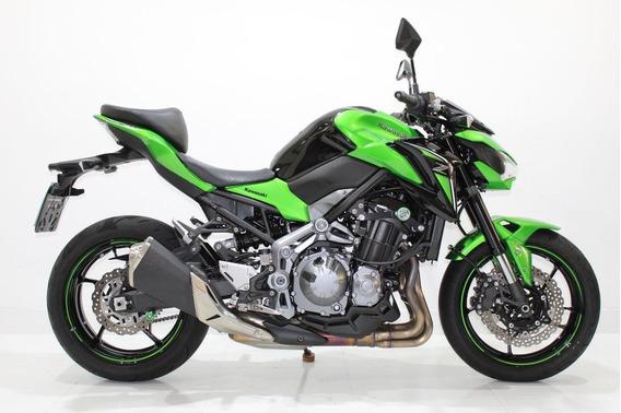 Kawasaki Z900 2018 Verde