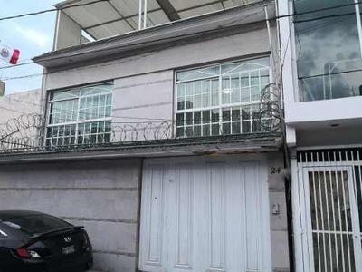 Casa Residencial En Venta Paseos De Churubusco