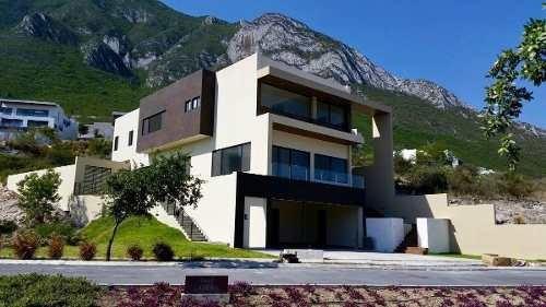 Casa En Residencial Cordillera, Santa Catarina