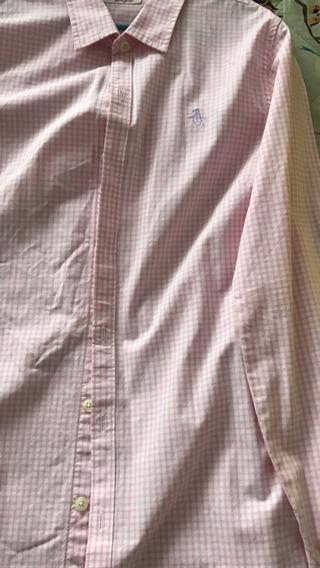 Camisa Penguin De Mujer Rosa Importada Hermosa!!!!!!!!!!!!!!