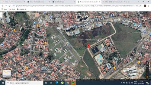 Imagem 1 de 5 de Imóveis Caixa Econômica Para Venda Em Jacareí, Residencial São Paulo - Francojac_2-1161282