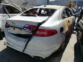 Jaguar Xf 2013 Supercharger Piezas Refacciones Yonke Fr