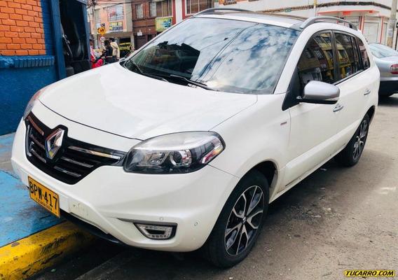 Renault Koleos Hatchback
