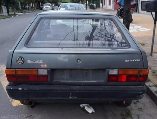 Volkswagen Gol Varillero 1.6 Baja Definitiva O Repuestos