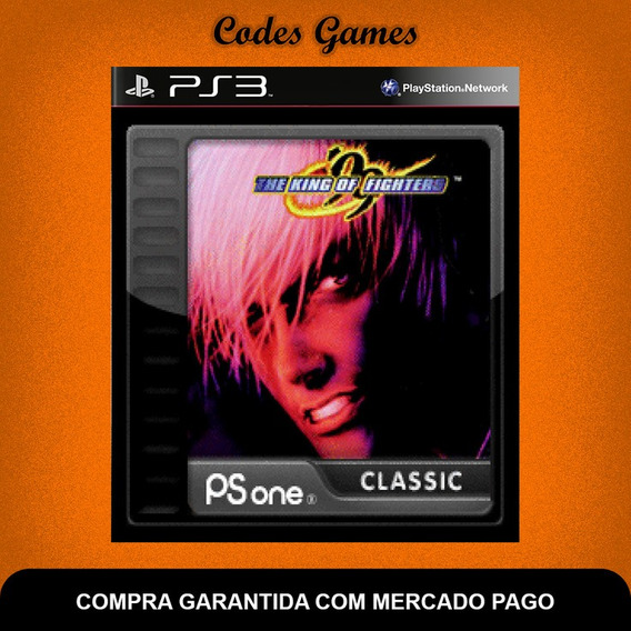The King Of Fighters 99 - Ps3 - Pronta Entrega