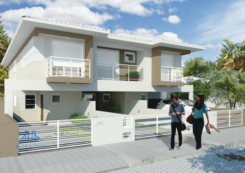 Casa Com 3 Dormitórios À Venda, 136 M² Por R$ 750.000,00 - Campeche - Florianópolis/sc - Ca0724