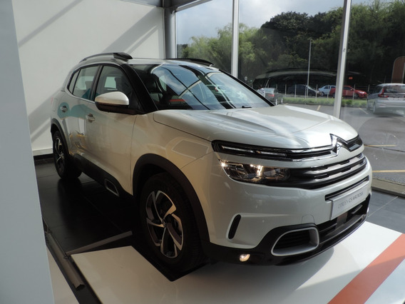 Citroén Suv C5 Aircross 2020. Shine 1.6 Turbo 165 6at 0km