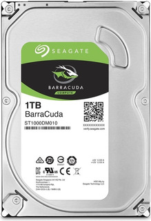 Disco Rigido 1 Tb Seagate Barracuda St1000dm010 7200rpm