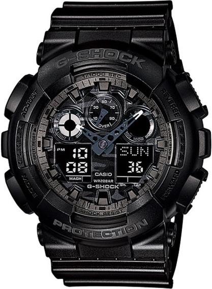 Relógio Masculino Casio G-shock Ga-100cf-1adr Original