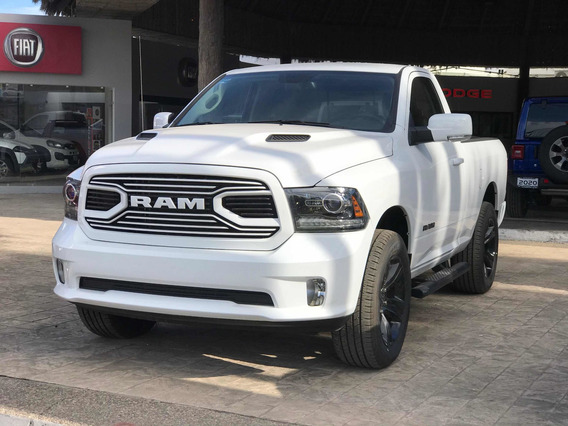 Ram Reg Cab 4x4 V8 8at Rt