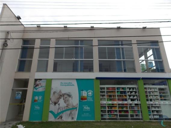 Salão Comercial À Venda, Santana, São José Dos Campos. - Sl0107