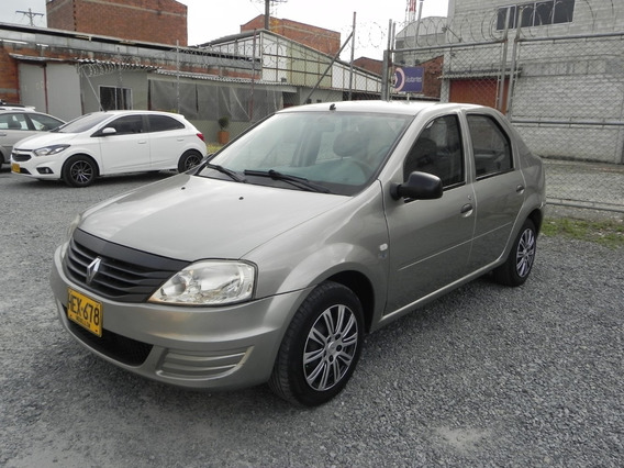 Renault Logan Familier 2014