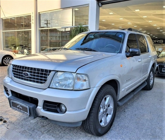 Explorer 4.0 Limited 4x4 V6 Gasolina 4p Automatic 2004/2005