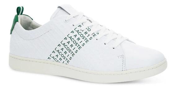 Zapatillas Lacoste Carnaby Evo 119 9 Blanco 082