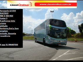 (www.classionibus.com.br) Paradiso Ld Gvii 1600 2014 O 500
