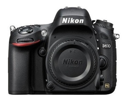 Equipamento Nikon Novo