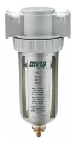 A222 Filtro De Aire De Compresora Mota