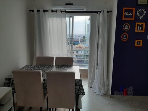 Apartamento À Venda Em Utinga - Ap007973