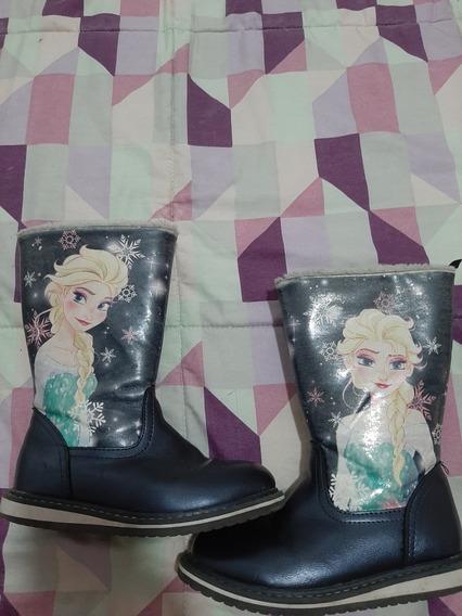 Bota Frozen Elsa Marca H&m
