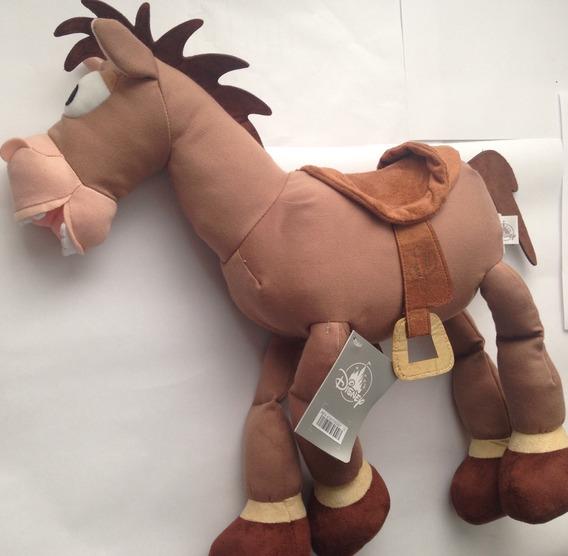 Cavalo Bullseye Pelúcia - Toy Story Disney -original 44cm