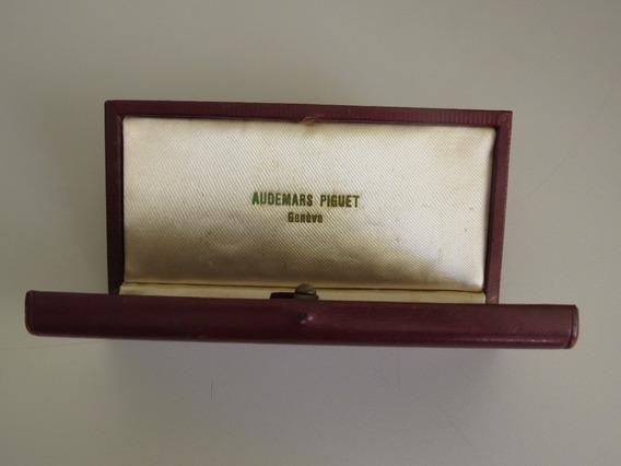Estojo Vintage Relógio Audemars Piguet - Antigo. Valorize