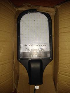 Luminaria Led Alumbrado Publicado 100w Luz Fria