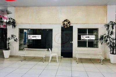 Loja À Venda Ou Locação, 46 M² Por R$ 385.000 - Embaré - Santos/sp - Pacote 3.000 - Lo0045