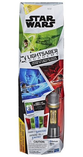 Star Wars Master Training Sabre De Luz