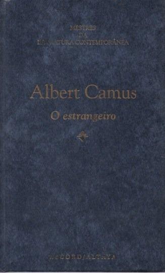 Livro O Estrangeiro Albert Camus