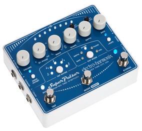 Pedal Electro Harmonix Super Pulsar Ehx Frete Grátis