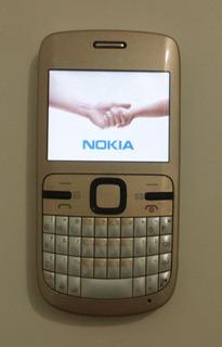 Celular Nokia C3-00 (desbloqueado E Funcionando)