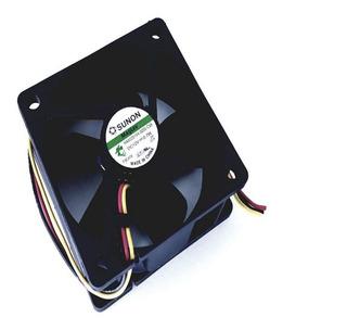 1 Peça Micro Ventilador 60x60 25mm Fan Cooler 12v