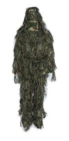 Camouflage Traje Ghost Ghillie Suit Sniper Gotcha Caceria 3d