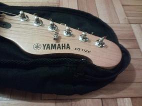Guitarra Yamaha Eg-112c Más Pedalera G1xn