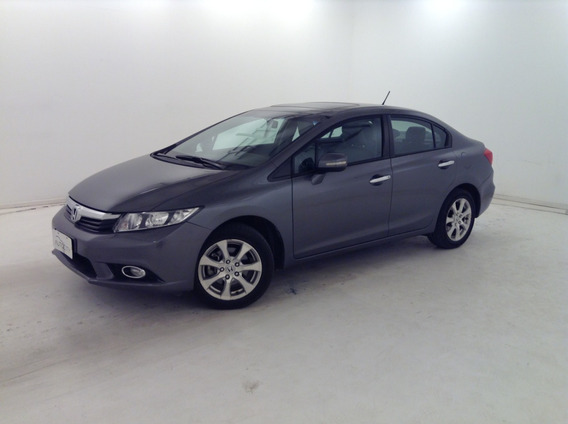 Honda Civic Exs 1.8 L12 Aut
