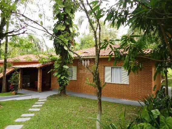 Excelente Chácara Para Venda Bairro Bananal, Cabreúva, Localização Privilegiada - Ch00025 - 4301537